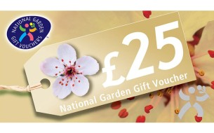 £25 Voucher for National Garden Centre