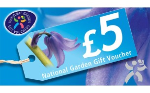 £5 Voucher for National Garden Centre